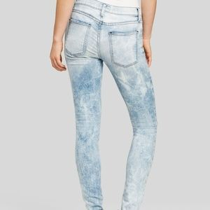 NWT Current/Elliott The Ankle Skinny Size 26
